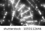 rays of light background.... | Shutterstock . vector #1053112646