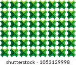 green abstract background | Shutterstock .eps vector #1053129998