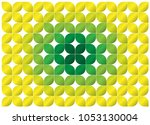 color leaf abstract background | Shutterstock .eps vector #1053130004