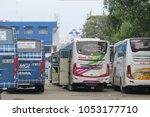 depok  indonesia   march 10 ... | Shutterstock . vector #1053177710