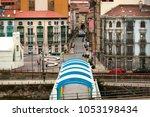 Urban View Of Aviles City In...