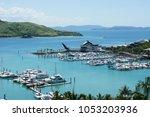 Marina Hamilton island in Australia