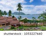 koh chang  thailand   1 april ... | Shutterstock . vector #1053227660