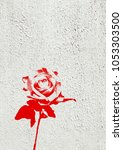 Single Red Rose Made In...