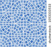 abstract vector seamless...   Shutterstock .eps vector #1053333533