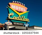 niagara falls   canada   march...   Shutterstock . vector #1053337544