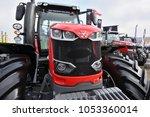 kaunas  lithuania   march 23 ... | Shutterstock . vector #1053360014