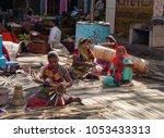 udaipur rajasthan india 03 10... | Shutterstock . vector #1053433313