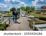 brussels  belgium   17 april... | Shutterstock . vector #1053434186