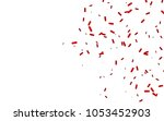 light red vector layout with... | Shutterstock .eps vector #1053452903