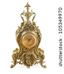 Decorative Table Clock In...