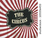 Classical Circus Background ...