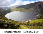 Guinness Lake In Wicklow...