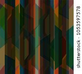 Abstract Color Seamless Patter...