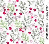 flower | Shutterstock .eps vector #105371954