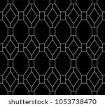 black and white simple... | Shutterstock .eps vector #1053738470