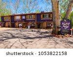 sedona  arizona usa   may 2 ... | Shutterstock . vector #1053822158