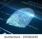 Fingerprint Is Being Scanned
