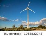 sustainability energy in...   Shutterstock . vector #1053832748