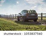 kamenice  the czech republic ... | Shutterstock . vector #1053837560