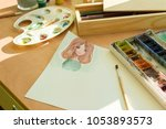 Drawing By Watercolor   Anime...