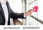 architect  banker  realtor ... | Shutterstock . vector #1053900293