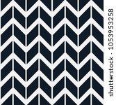 chevron pattern background ...   Shutterstock .eps vector #1053953258