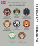 dogs by country of origin....