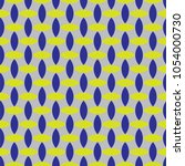 seamless geometric pattern with ... | Shutterstock .eps vector #1054000730