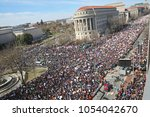 washington  d. c.  usa   march... | Shutterstock . vector #1054042670
