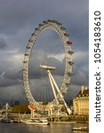 london  uk   november 15 2014... | Shutterstock . vector #1054183610