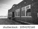 Rustic Abandoned School House B ...