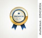 luxury premium commercials... | Shutterstock .eps vector #1054218326