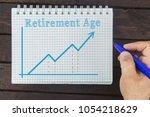 business  finance  investment ... | Shutterstock . vector #1054218629