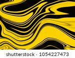 yellow and black creative... | Shutterstock . vector #1054227473