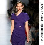 new york  ny   february 08 ...   Shutterstock . vector #1054247306