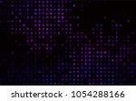 dark pink  blue vector template ... | Shutterstock .eps vector #1054288166