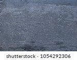 black or dark blue painted... | Shutterstock . vector #1054292306