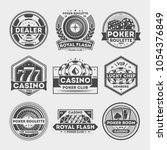 asino vintage isolated label... | Shutterstock . vector #1054376849
