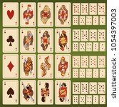 Big Vector Set Of Playing Card...