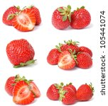 strawberry | Shutterstock . vector #105441074