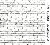 distressed overlay texture of... | Shutterstock .eps vector #1054411688