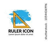 ruler vector icon.can be used...