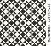 black and white abstract... | Shutterstock .eps vector #1054474286