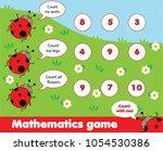 educational children game....   Shutterstock .eps vector #1054530386