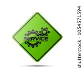 set service icons image of... | Shutterstock .eps vector #1054571594