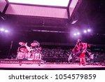 20 march 2018  ziggo dome ...   Shutterstock . vector #1054579859