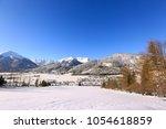 achenkirch alpine village in... | Shutterstock . vector #1054618859