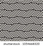 vector seamless pattern with... | Shutterstock .eps vector #1054668320