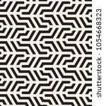 vector seamless pattern. modern ...   Shutterstock .eps vector #1054668323